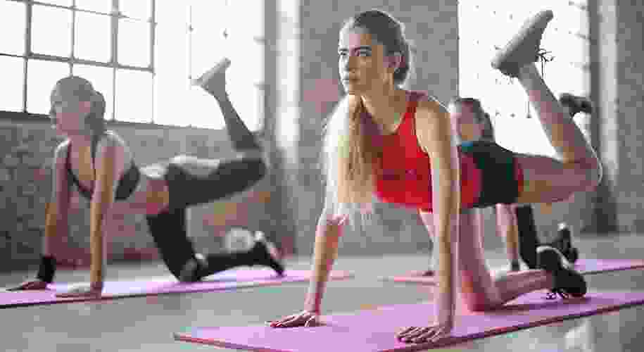 Improving your health by doing excercise with diet